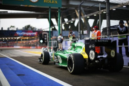 Caterham extends Renault Formula 1 engine deal for three years