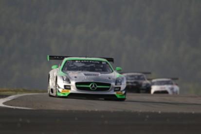 Nurburgring Blancpain: Gotz's HTP Mercedes secures pole