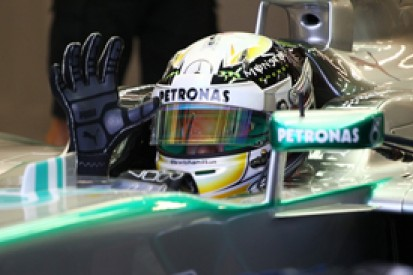 Singapore GP: Lewis Hamilton admits he underperformed in qualifying