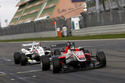 Nurburgring British F3: King champion, Guimaraes beats Goddard