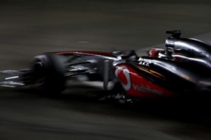 "Singapore GP: Jenson Button brands McLaren's pace deficit ""scary"""
