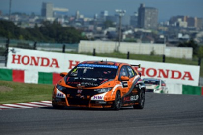 Suzuka WTCC: Norbert Michelisz puts Honda on home pole