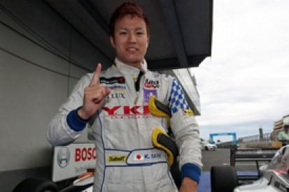 Kimiya Sato confident Vittorio Ghirelli can be beaten in Auto GP