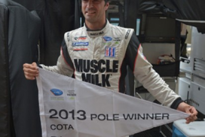 Austin ALMS: Pickett's Luhr and BMW's Hand take overall and GT poles
