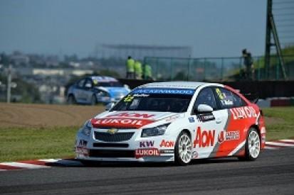 Suzuka WTCC: Yvan Muller fastest on Friday for RML Chevrolet