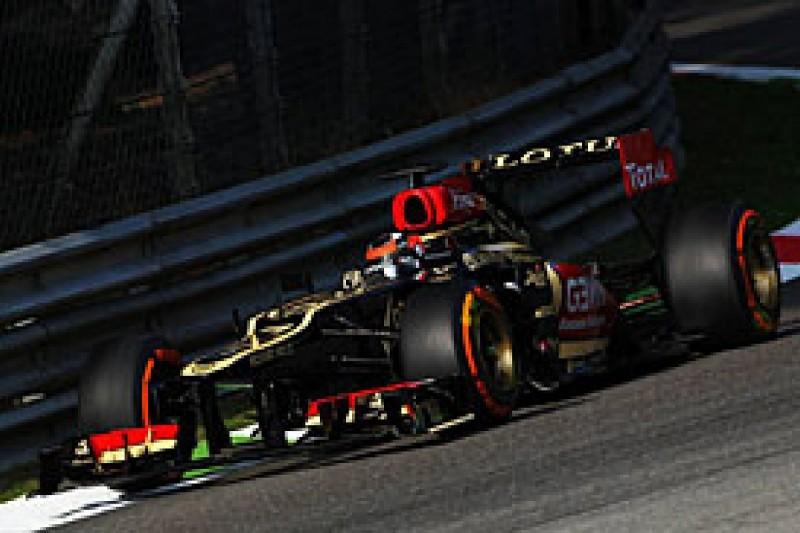 Lotus set to race long-wheelbase F1 car from the Korean Grand Prix