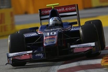Singapore GP2: Jolyon Palmer fastest in free practice