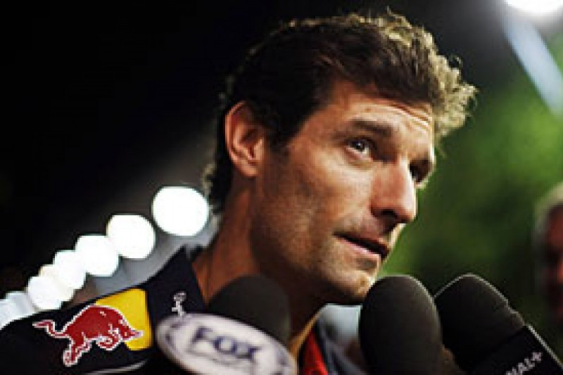 Mark Webber using 'every trick' to stay motivated ahead of F1 exit