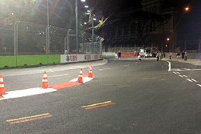F1 drivers welcome Turn 10 changes ahead of Singapore GP
