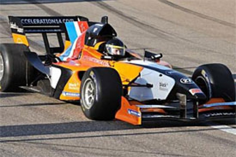 A1GP cars to top new race bill