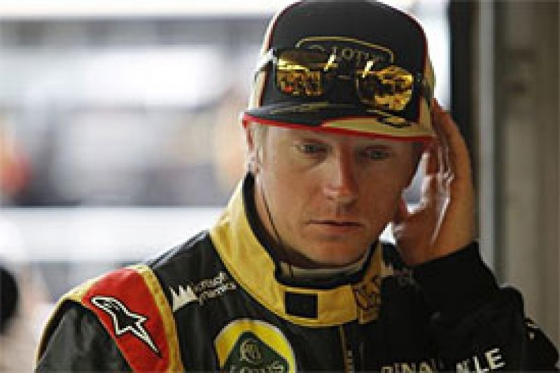 Lotus F1 team 'turning page' after Raikkonen's exit to Ferrari