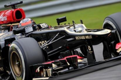 Kimi Raikkonen: money prompted Lotus exit and Ferrari F1 switch