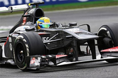 Sauber believes Gutierrez has the speed to outqualify Hulkenberg