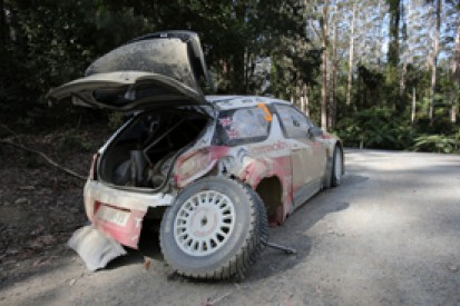 Citroen not closing door on Kris Meeke despite WRC Australia errors