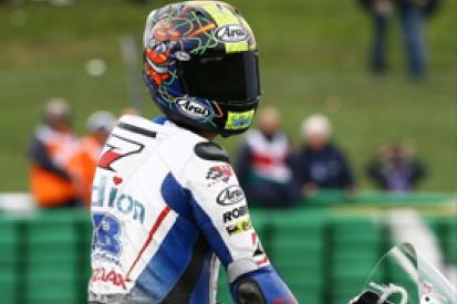 Karel Abraham ruled out for rest of 2013 MotoGP season