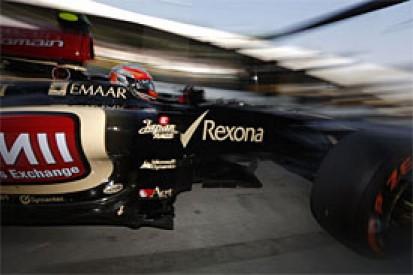 Analysis: Lotus under the spotlight at F1's night race