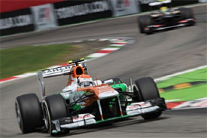 Adrian Sutil frustrated with 'joke' penalties in Formula 1