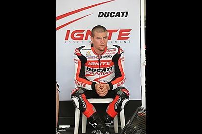Ben Spies says 2014 MotoGP ride with Pramac Ducati not in doubt
