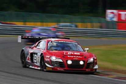 Audi handed performance break for Blancpain series finale