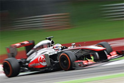 Button says 2014 F1 deal with McLaren a formality
