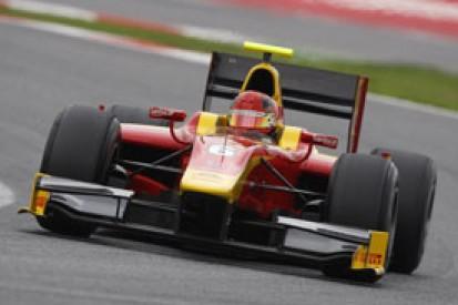 Gianmarco Raimondo to make GP2 debut with Trident in Singapore