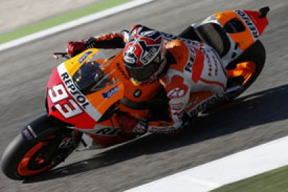 Marc Marquez tops MotoGP test at Misano ahead of Jorge Lorenzo