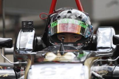 Sun Zheng British F3 National Class champion as Ed Jones skips finale