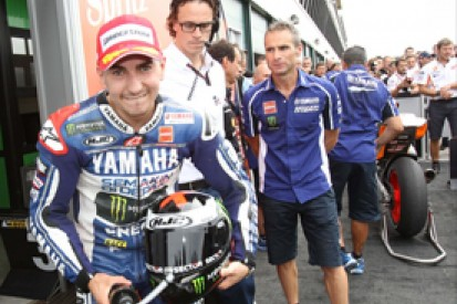 Jorge Lorenzo not daunted by Marc Marquez's big MotoGP lead