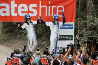 Sebastien Ogier feels like WRC champion already after Australia