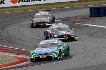 DTM Oschersleben: Augusto Farfus wins to keep title race alive