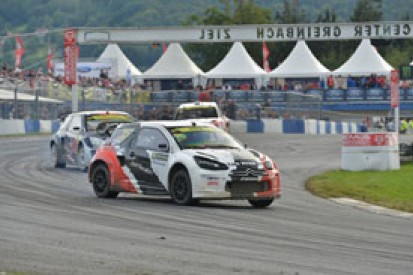 Greinbach European Rallycross: Alexander Hvaal claims first win