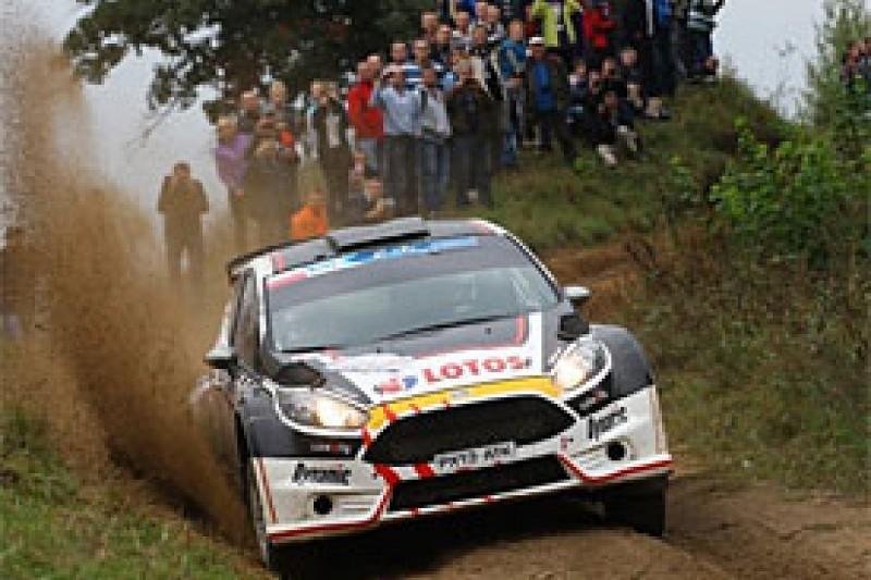 ERC Poland: Kajetan Kajetanowicz claims home victory