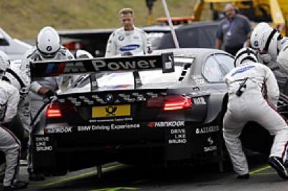 DTM Oschersleben: Bruno Spengler stripped of pole