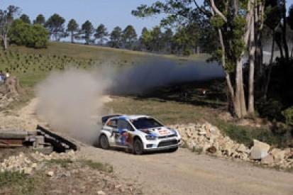 WRC Australia: Sebastien Ogier poised for rally win and 2013 title