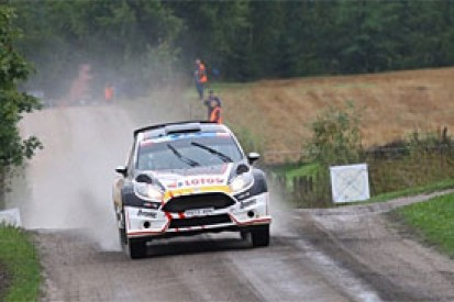 ERC Poland: Kajetanowicz takes the lead as Bouffier struggles