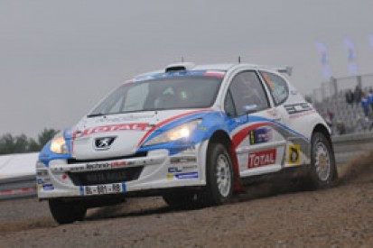 ERC Poland: Bryan Bouffier opens early lead over Robert Kubica