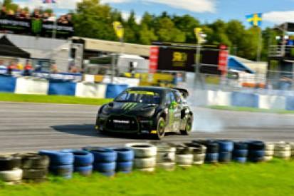 Greinbach European Rallycross: Doran leads after day one in Austria