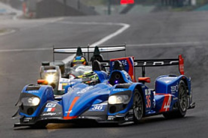 Hungaroring ELMS: Signatech Alpine secures first victory of 2013