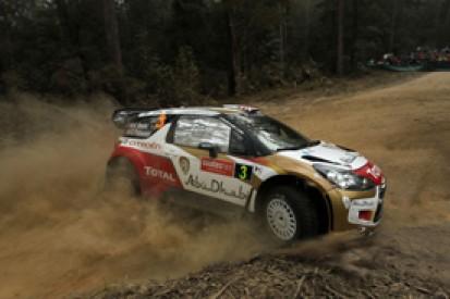 WRC Australia: Kris Meeke crashes out, leaving Citroen frustrated