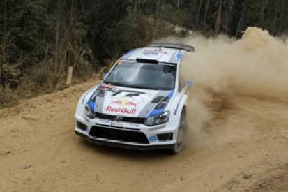 WRC Australia: Sebastien Ogier edging closer to title after win sweep