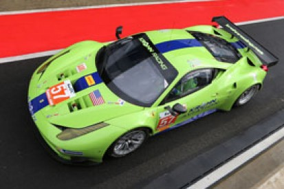 Ex-Formula 1 engineer David Brown leaves Krohn Ferrari GT WEC team
