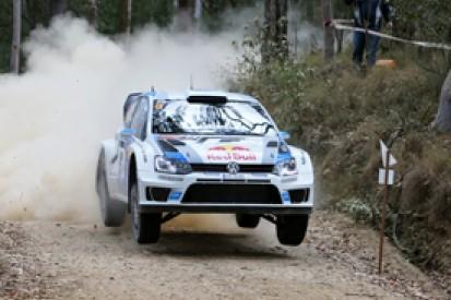 WRC Australia: Sebastien Ogier builds lead after 'perfect' first day