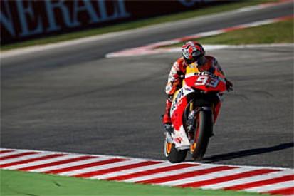 Misano MotoGP: Marquez stays on top in second practice
