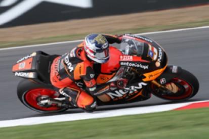 Forward to run Yamaha MotoGP bike in 2014