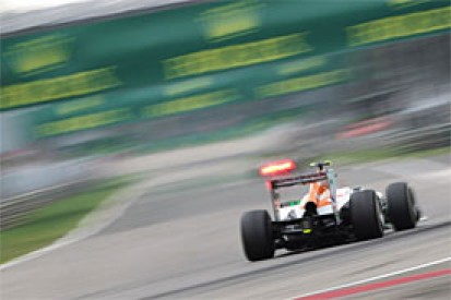 Force India says it must find solution to tyre issues after slump