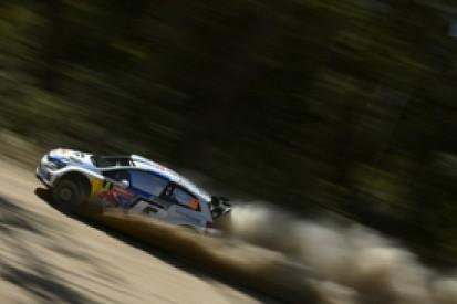WRC Australia: Sebastien Ogier extends lead over Citroens