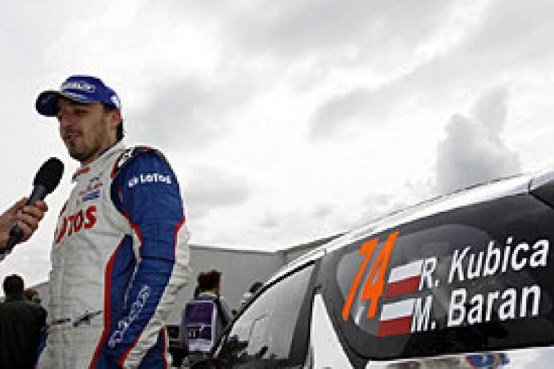 Kubica says his recovery has been more important than his results