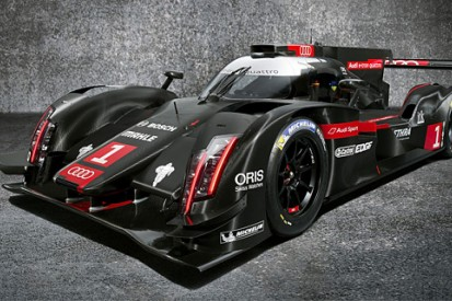 F1-style technology for Audi's new Le Mans challenger