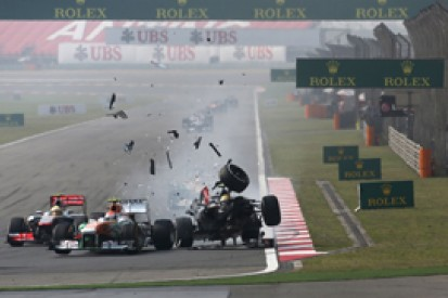 Formula 1 driver licence points penalty system gets 2014 go ahead