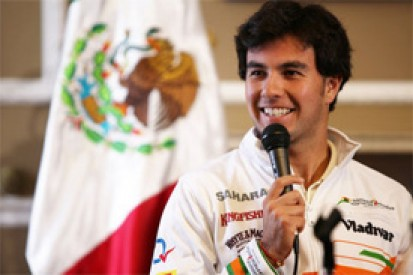 Force India's Mallya says hunger, not money key in Perez deal